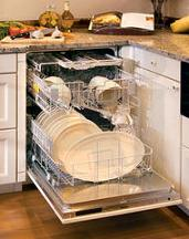 Miele Integrated Dishwasher